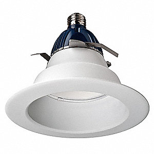 "6"" Dimmable LED Can Light Retrofit Kit&#x3b; Lumens: 800, Voltage: 120, Watts: 12"