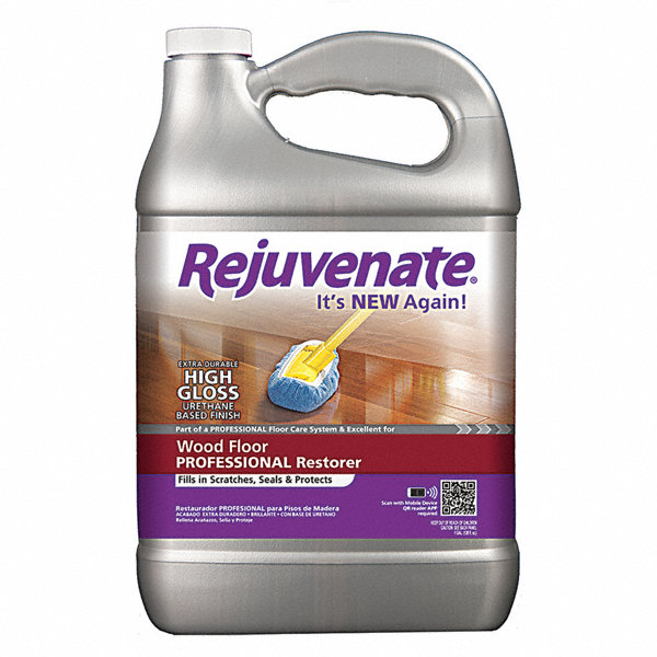 rejuvenate floor restorer rejuvenate 128 oz floor restorer 4 pk 43y668 10691