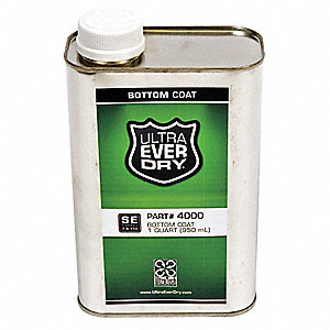 White Ultra-Ever Dry, Clear Finish, 42 sq. ft. Coverage, Size: 1 qt.