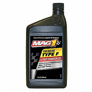 Transmission Fluid,1 Qt.