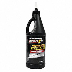 Gear Oil,32  Oz..,85W-140