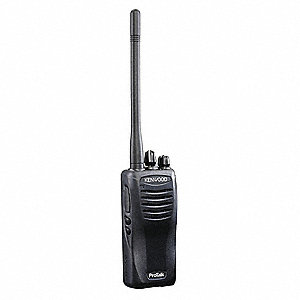 VHF No Display Portable Two Way Radio, Number of Channels 16