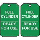 Cylinder Tags