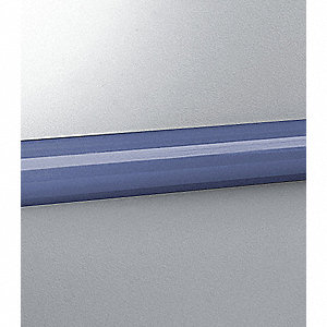 Guard Rail,  Impact Resistant,  Windsor Blue