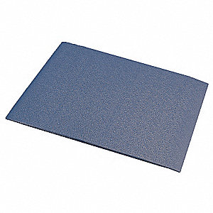 "Wall Covering, Windsor Blue, Vinyl, 96"" Length, 48"" Height, 1/16"" Thickness"
