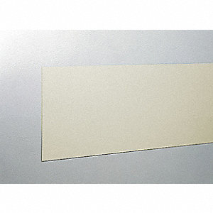 "Wall Covering, Champagne, Vinyl, 96"" Length, 6"" Height, 3/64"" Thickness"