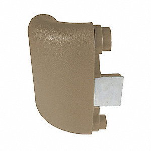 Inside Corner,  Impact Resistant,  Tan,  Mfg No. BR-530 For Use With