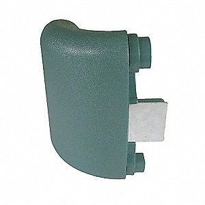 Inside Corner,  Impact Resistant,  Teal,  Mfg No. BR-530 For Use With