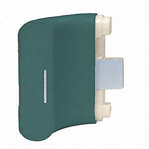 Right Handrail Return Sec. Plate,Teal