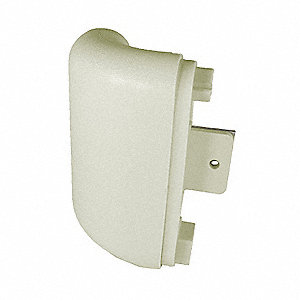 Outside Corner,  Impact Resistant,  Eggshell,  Mfg No. BR-530 For Use With