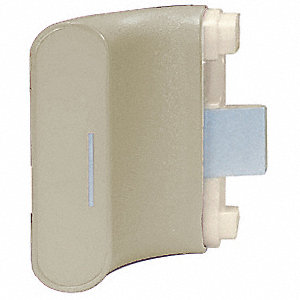 Security Return,  Impact Resistant,  Ivory,  Mfg No. BR-500 For Use With