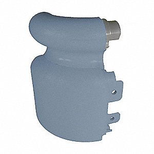 Security Outi,  Impact Resistant,  Windsor Blue,  Mfg No. BR-400V For Use With