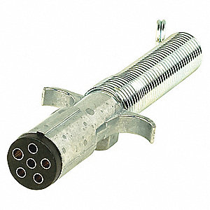 T-Connector, 6-Way, For Use With Trailer