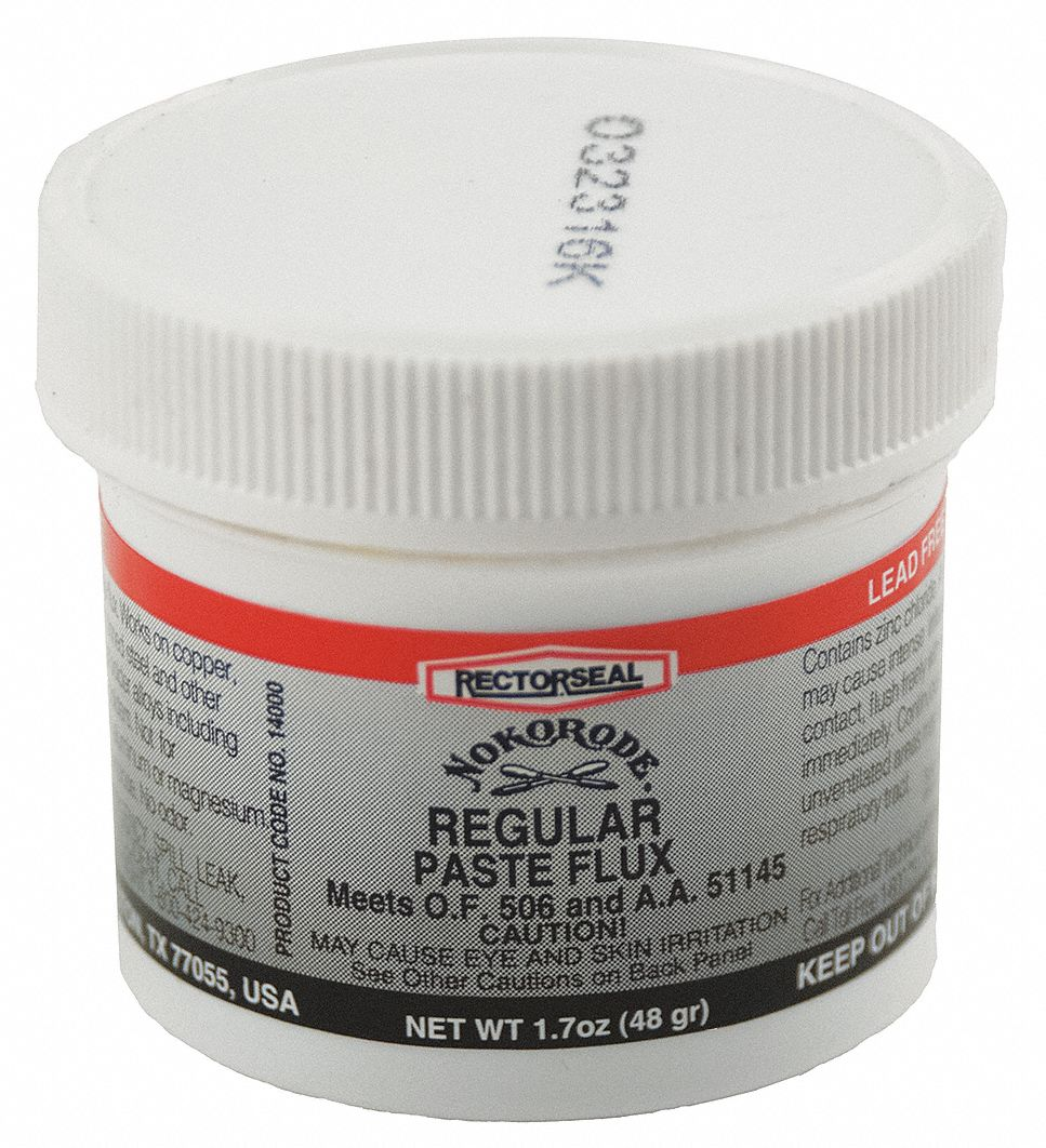 Soldering Flux, Lead Free, 1.7 oz.