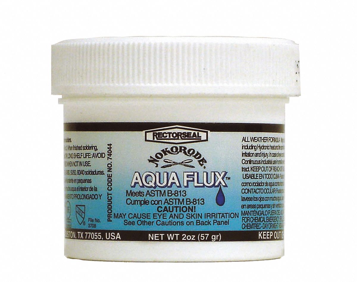 Soldering Flux, Water Soluble, 2 oz.