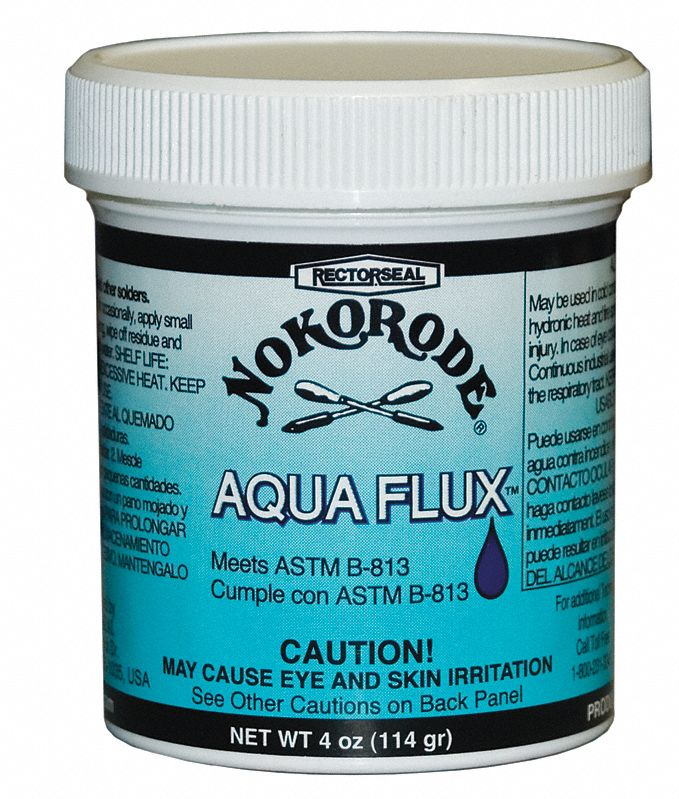 Soldering Flux, Water Soluble, 4 oz.