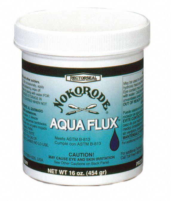 Soldering Flux, Water Soluble, 16 oz.