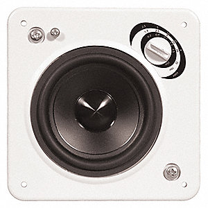 Speaker,  60 Watt (RMS),  8 Impedance (Ohms),  9 Overall Height (In.),  8 Overall Length (In.)
