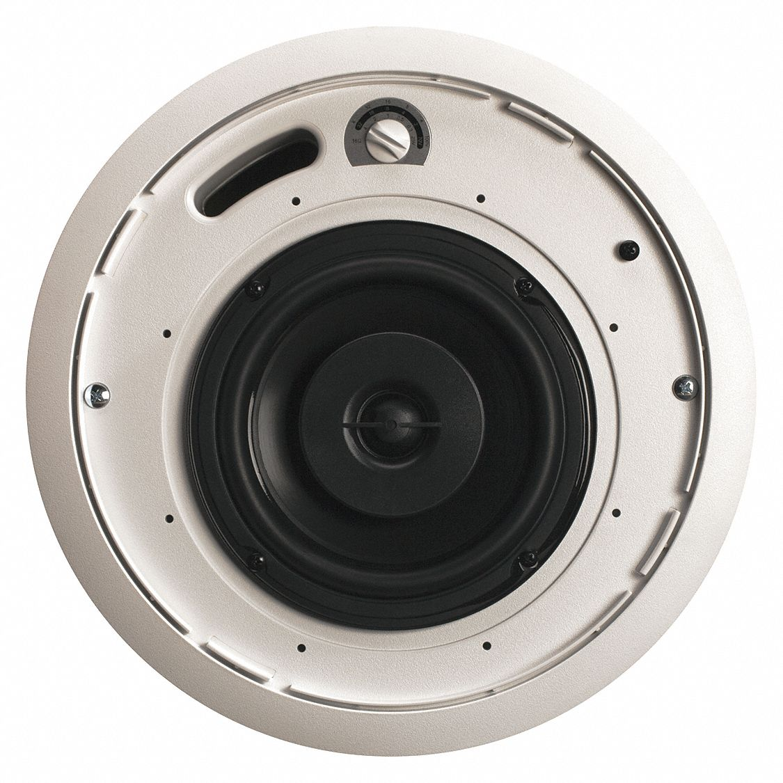 In-Ceiling Speaker,  80 Watt (RMS),  16 ohm Impedance (Ohms),  10 Overall Height (In.)