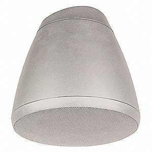 In-Ceiling Speaker,  32 Watt (RMS),  16 Impedance (Ohms),  14 Overall Height (In.)