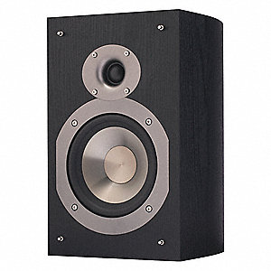 Speaker,  125 Watt (RMS),  8 Impedance (Ohms),  17 Overall Height (In.),  12 Overall Length (In.)