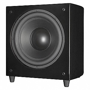 "Subwoofer,  300W,  21"" Nominal Length,  20"" Nominal Outside Width,  20"" Nominal Height"