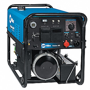 Engine Driven Welder, Fusion 160 Series, 6500W, Kohler, Gas