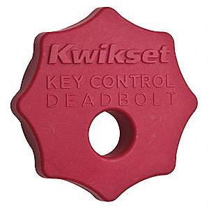 Light-Duty Painted Deadbolt Rotational Tool