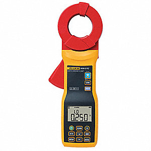 Fluke Clamp On Earth Resistance Tester 0 025 To 1500 Ohm
