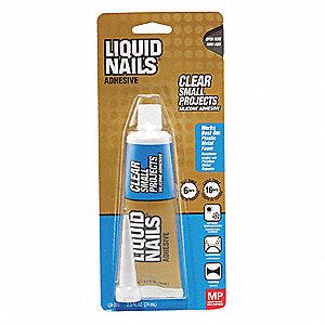 LIQUID NAILS Adhesives - Tape, Glue, Caulk and Sealants - Grainger ...