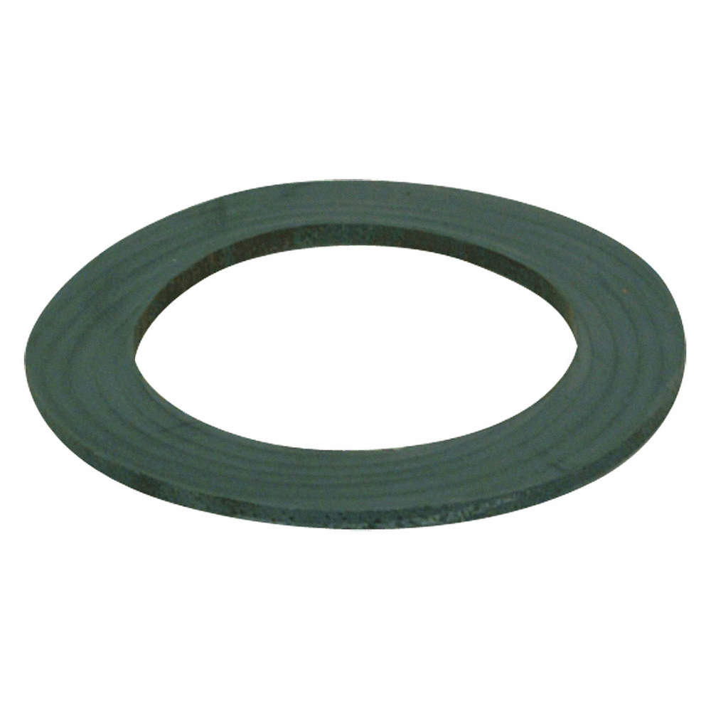 GRAINGER APPROVED Rubber Tub Shoe Gasket, Black, For Use With ...