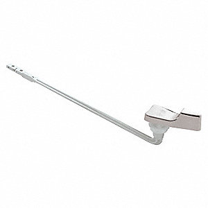 Trip Lever,  Fits Brand Universal Fit,  For Use with Series Universal Fit,  Toilets,  Gravity Tanks