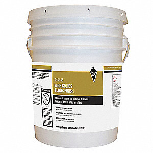 5 gal. High Solids Floor Finish, 1 EA