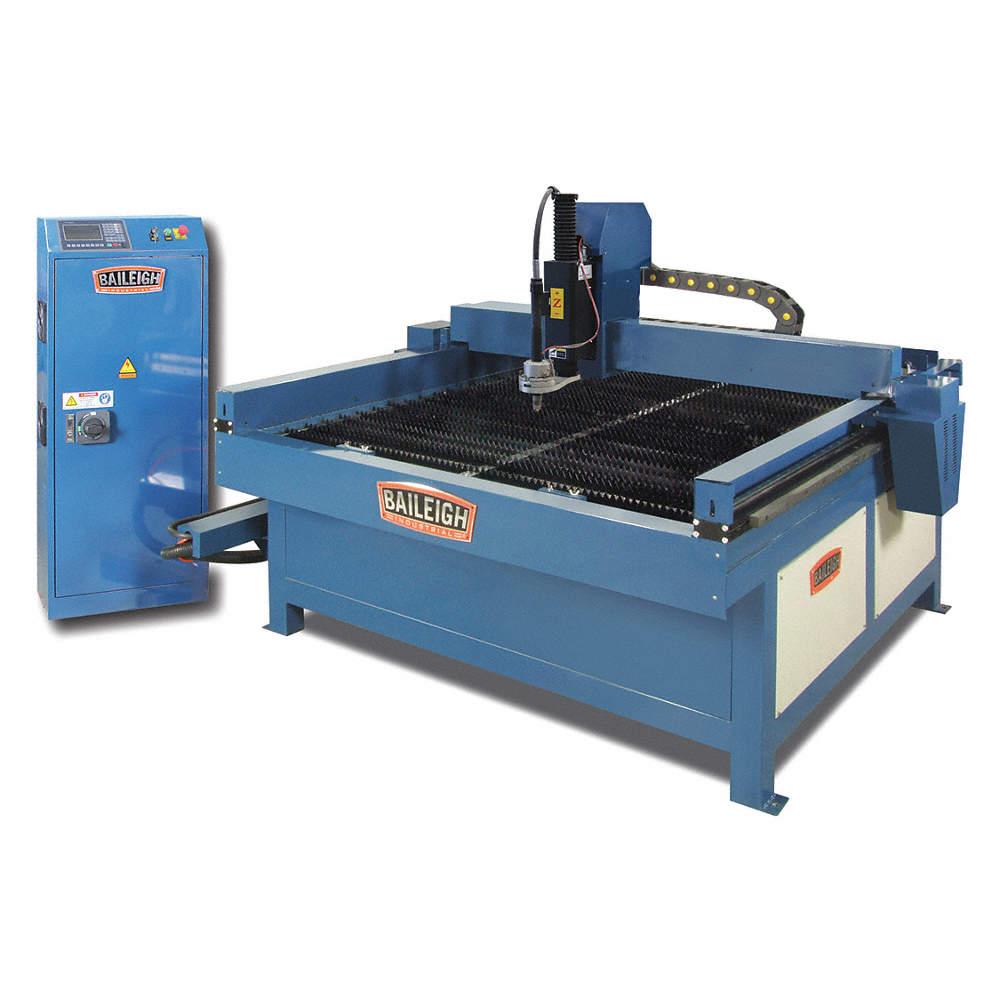 Baileigh Industrial Plasma Table Input Voltage 220v