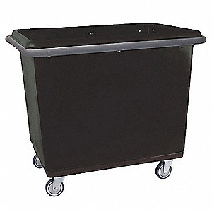 Black Cube Truck, 25.0 cu. ft. Capacity, 800 lb. Load Capacity