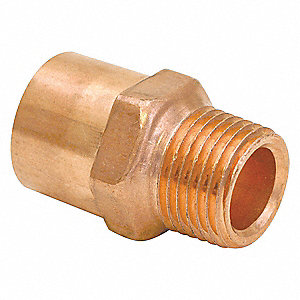 "Adapter, 1/2"" Tube Size"