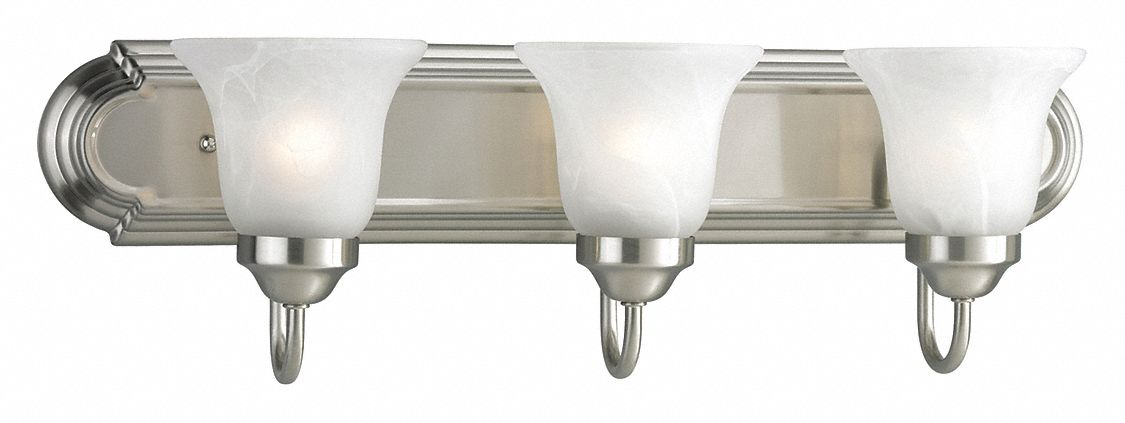 "Decorative Light Fixture, 3 Lamps, 24"" dia"