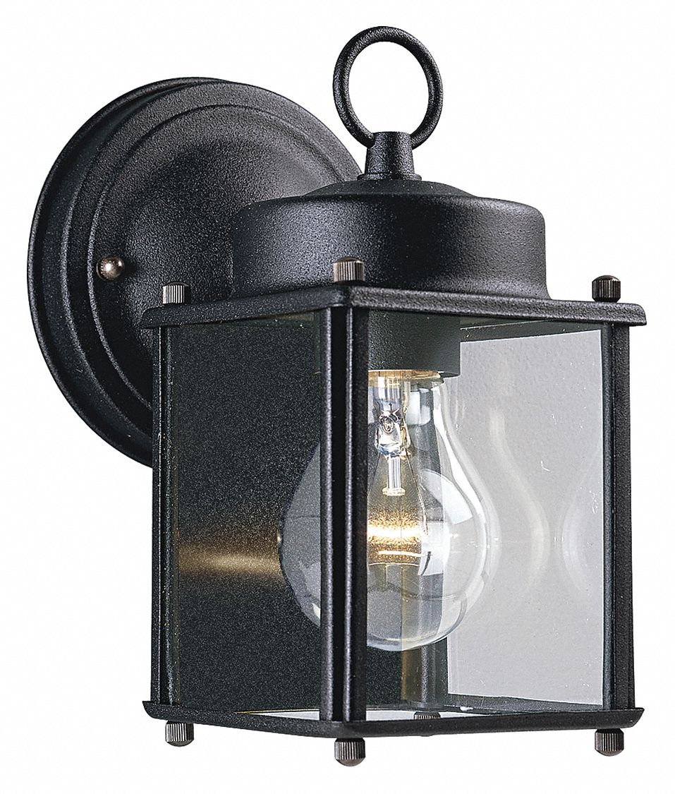 Decorative Wall Light,  100 W Fixture Wattage,  120V AC