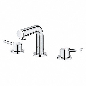 Grohe Brass Bathroom Faucet No Of Handles 2 448n50 20572001