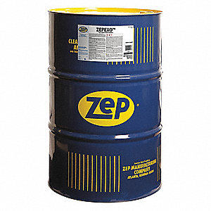 Cleaner,  55 gal Cleaner Container Size,  Drum Cleaner Container Type,  Solvent-like Fragrance