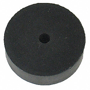 Pawling Corp Peblette Rubber Spacer Black Neoprene Rubber Thickness 1 2 In 44a007 Sp 22 0 0 Grainger