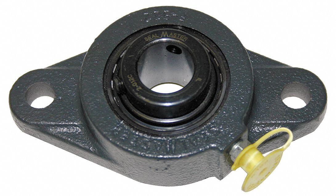"""Morse SealMaster SF-18 Flange Bearing 1-1//8/"""" Shaft"""