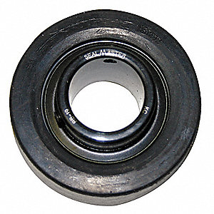 Insert Bearing, Bore Dia. 1 In, Steel