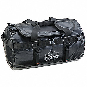 Duffel Bag,Small,Water Resistant,Black