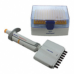 Pipette,8 Channel  30 to 300micron L