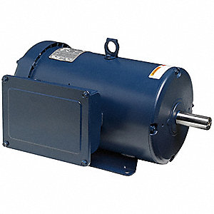 1/3 HP General Purpose Motor,Split-Phase,3450 Nameplate RPM,Voltage 115,Frame 48