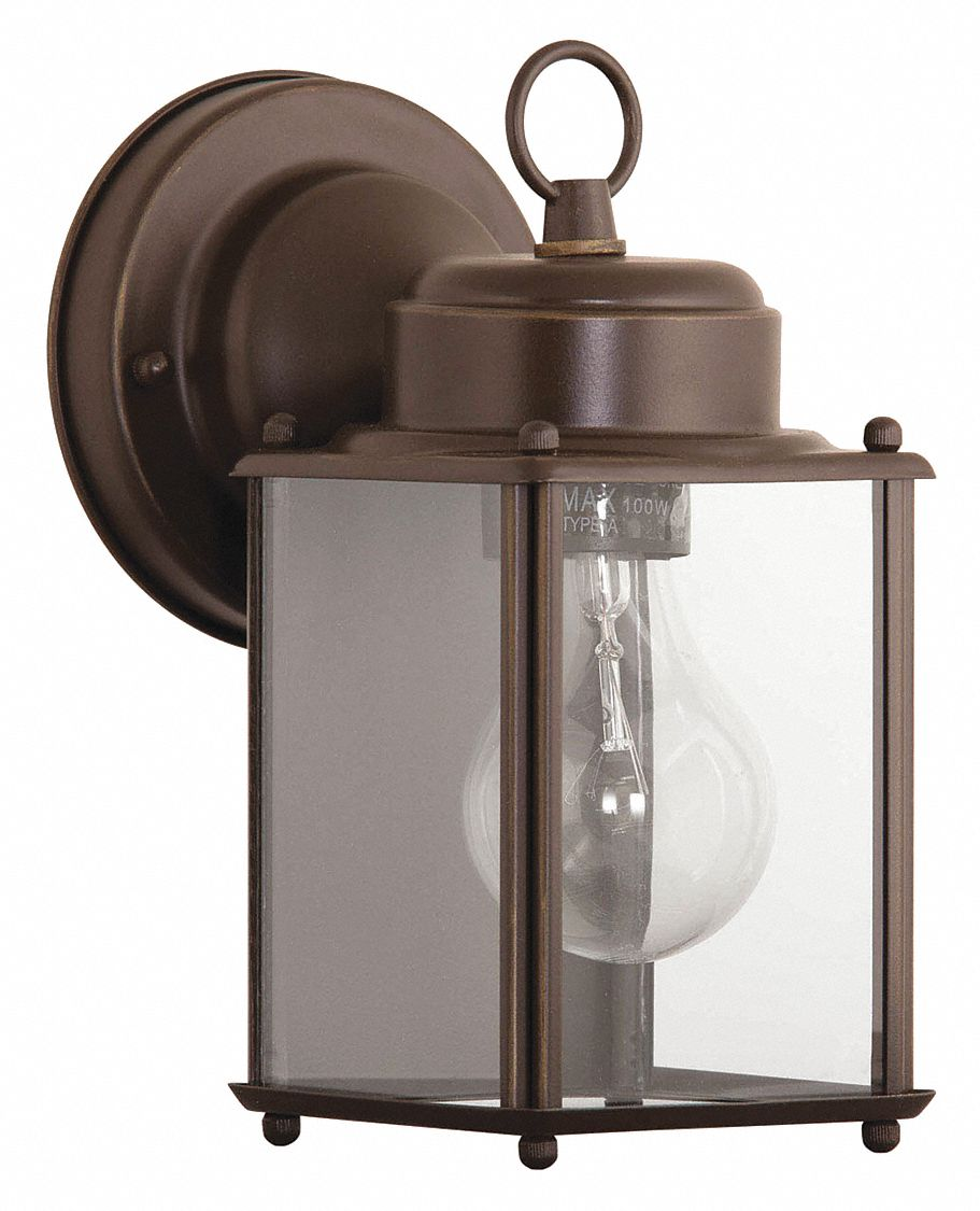 Wall Lantern,  Incandescent,  Wall,  Brass