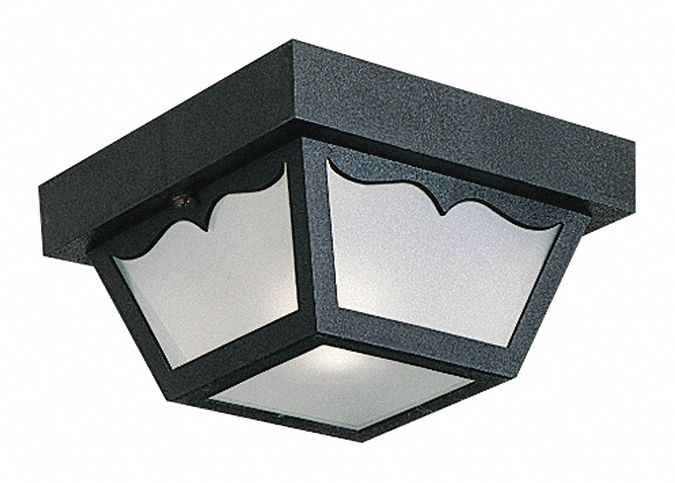 Light,  Incandescent,  Ceiling, Wall,  Thermoplastic