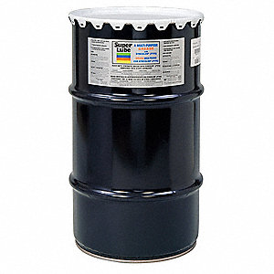 White PTFE Multipurpose Grease, 120 lb., NLGI Grade: 2
