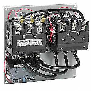 Siemens nema magnetic motor starter 120vac coil volts for Siemens magnetic motor starter